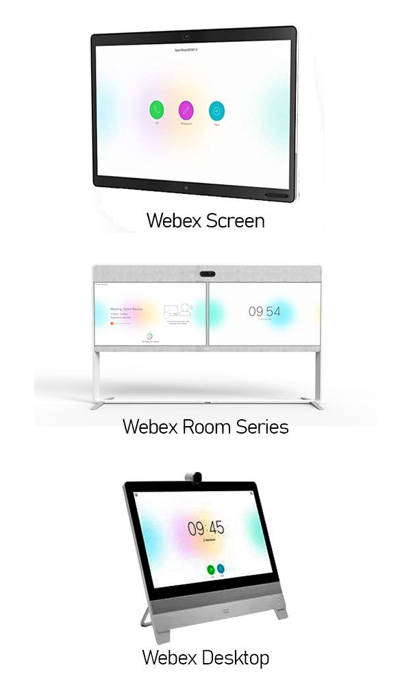 Cisco Webex Devices